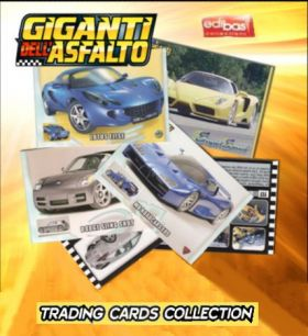 Giganti Dell'Asfalto - Trading Cards Collection - Italie