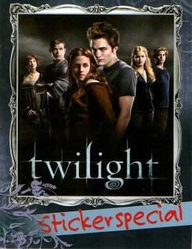 Twilight - Stickerspecial