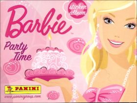 Barbie Party Time (Mini Album) - Panini - France