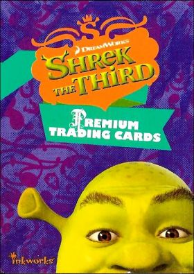 Shrek 3 / Shrek the Third - Trading Cards - USA