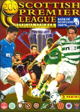 Scottish Premier League 2000