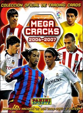 Mega Cracks 2006/2007 - Trading cards