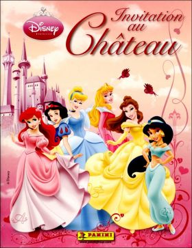 Invitation au Ch�teau - Disney - Panini