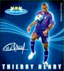 N° 12 Thierry Henry