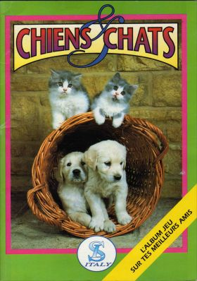 Chiens & Chats - Service Line  - 1993