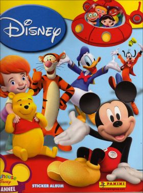 Playhouse Disney - Panini - 2009