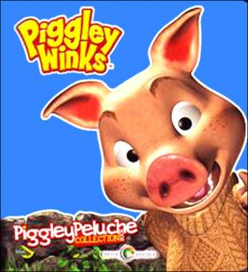 Piggley Winks - Peluchecards - Italie