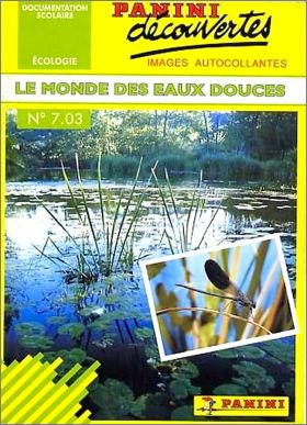 N° 7.03 : Le monde des eaux douces - France