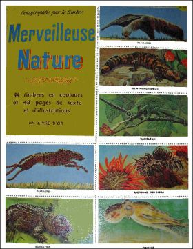 Merveilleuse Nature - L'Encyclopedie par le Timbre N�49