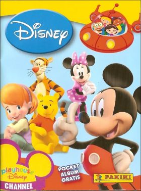 Playhouse Disney - Mini Pocket - Panini Candy - Espagne