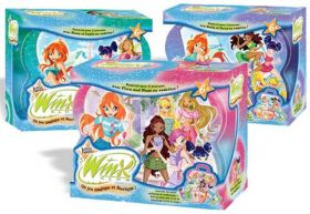 Winx Club - Les amis de Magix - Collectible Game Cards