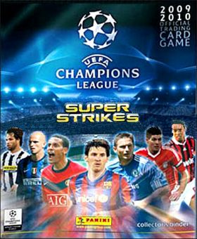 UEFA Champions League 2009/2010 Official Trading Card Game