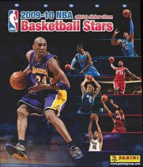 NBA - Basketball Stars - 2009-10 - Panini