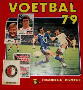 Voetbal 79 - Pays-Bas