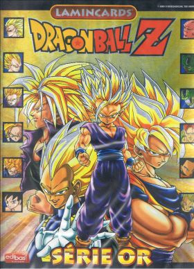 DragonBall Z Série Or - Lamincards - France