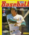 Baseball'89 - Sticker Album - Panini - 1989 - USA/Canada