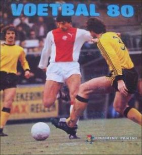 Voetbal 80 - Pays-Bas
