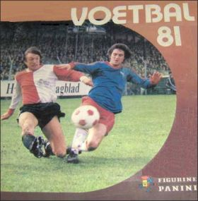 Voetbal 81 - Pays-Bas