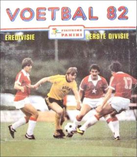 Voetbal 82 - Pays-Bas