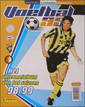 Voetbal 99 - Panini - Pays-Bas