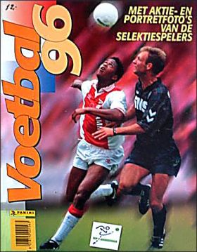 Voetbal 96 - Sticker Album - Pays-Bas - 1996