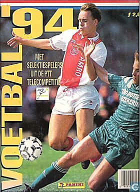 Voetbal 94 - Pays-Bas