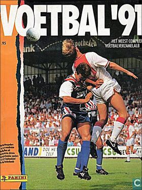 Voetbal 91 - Pays-Bas