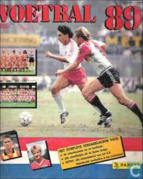Voetbal 89 - Pays-Bas