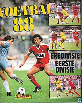 Voetbal 88 - Pays-Bas