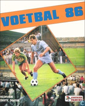 Voetbal 86 - Pays-Bas