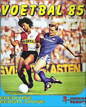 Voetbal 85- Pays-Bas
