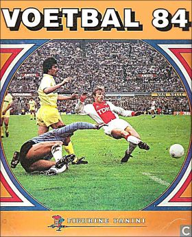 Voetbal 84 - Pays-Bas