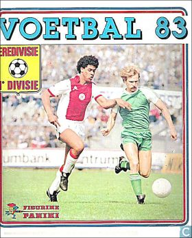 Voetbal 83 - Pays-Bas