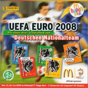UEFA Euro 2008 - Deutschen Nationalteam - Panini - Allemagne
